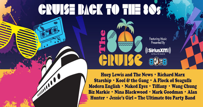 The 80s Cruise