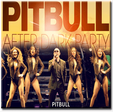 Pit Bull After Dark Party
