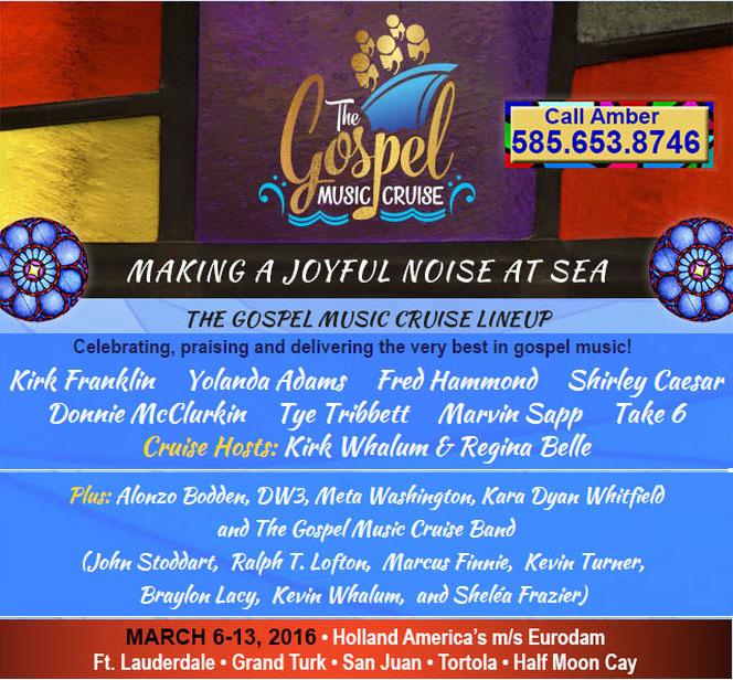 The Gospel Music Cruise   Soul at Sea