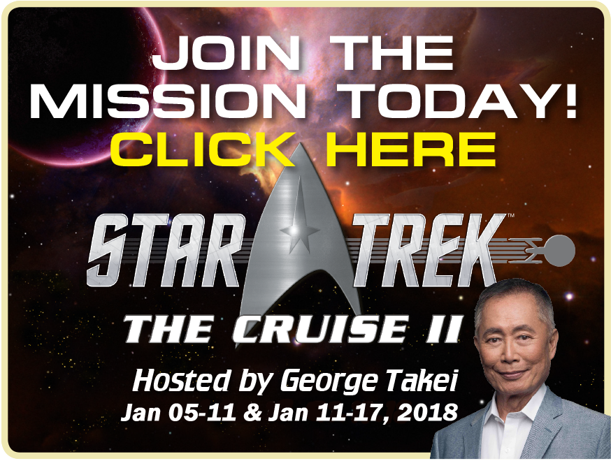 The star trek cruise 2018 soul at sea