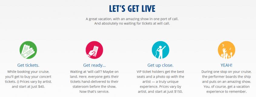 Carnival LIVE - Lets Get Live