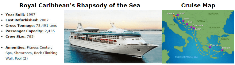 Croatia and Mediterranean Singles Cruise