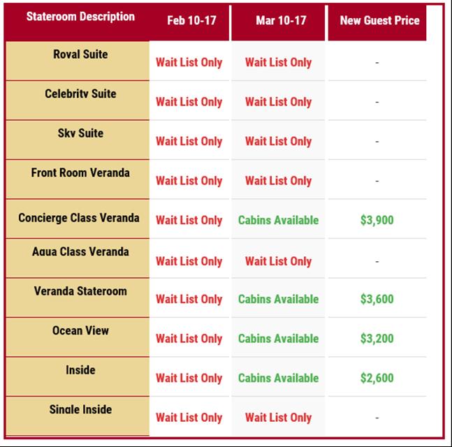sjc2018 price