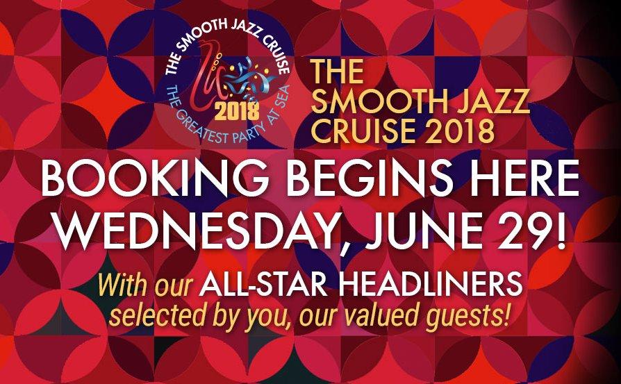 2018 Smooth Jazz Cruise