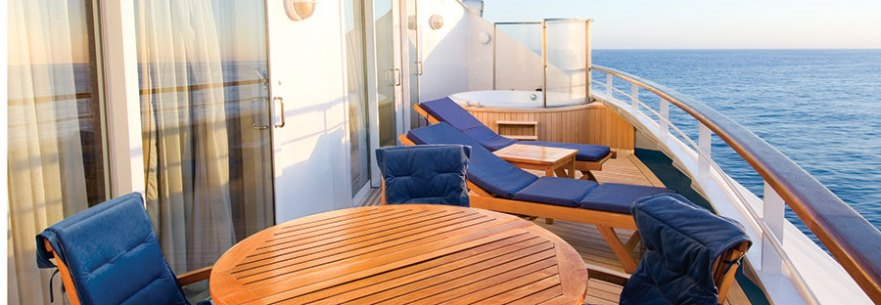 Suites - Los Tres Amigos Cuba Cruise 2018