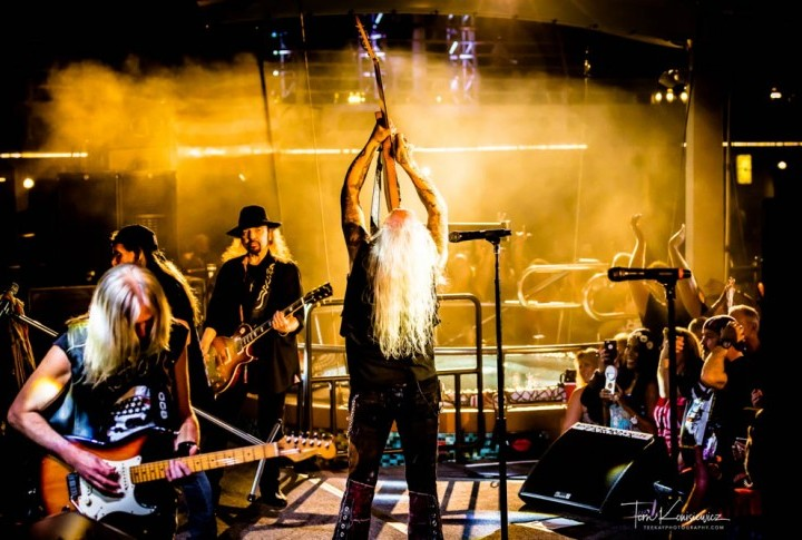 Southern Rock Cruise 2019 Soul At Sea